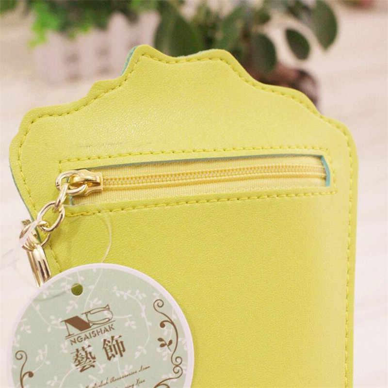 Słodka maszynka do lodów i ciast kształt skórzany zamek brelok śliczne monety kiesy torba na karty breloczek plecak wisiorek dla kobiet prezent
