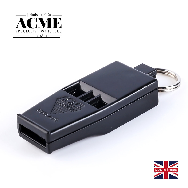 ACME 636 Outdoor Mountaineering Survival Whistle High Frequency Big Sound Ultra-thin Waterproof Rescue Cheerleading Whistle