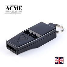 ACME 636 outdoor mountaineering survival whistle high frequency big sound ultra-thin waterproof rescue cheerleading whistle цена 2017