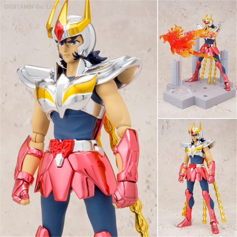 Original Bandai D.D.PANORAMATION scene saint seiya myth cloth Phoenix IKKI genuine saint seiya action figure Collectible Model