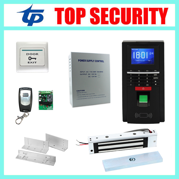 Biometric fingerprint and RFID card access controller door security fingerprint access control with RFID card reader door opener tcp ip biometric face recognition door access control system with fingerprint reader and back up battery door access controller