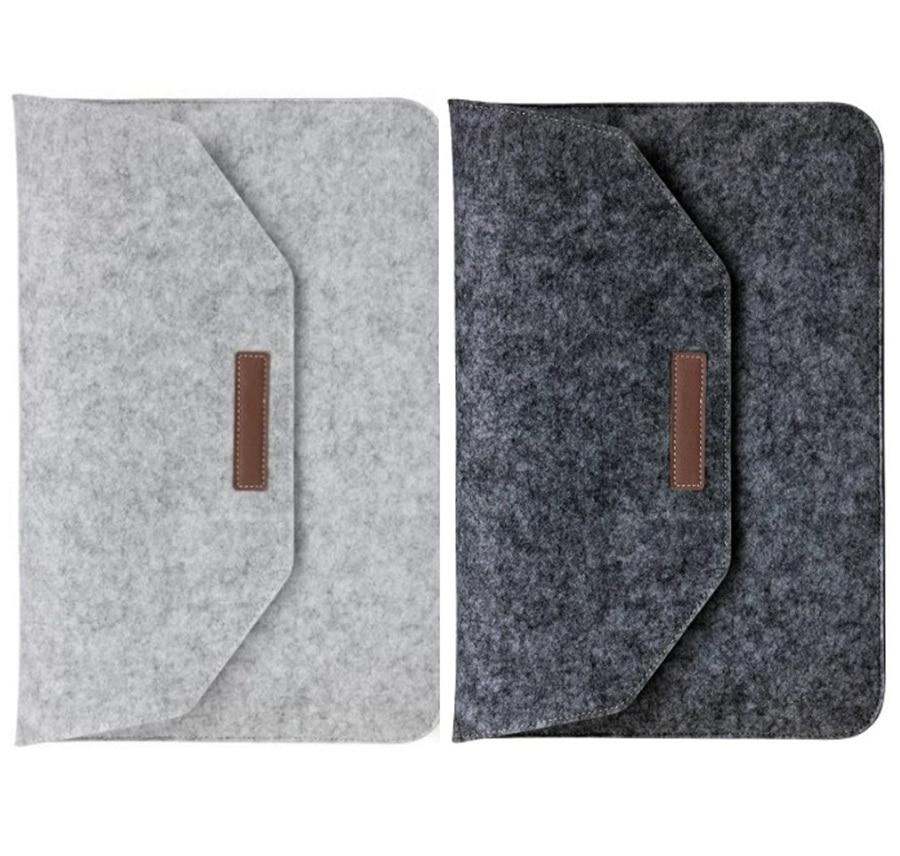 Felt cloth Sleeve Bag Case Cover For Chuwi Vi10 Pro Ultimate Pro Hi10 Plus eBook Hibook Pro Surbook Mini Tablet Pouch