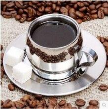 Высококачественного жареные зернах выпечки похудеть уголь пищевой кофе похудения зеленый чай