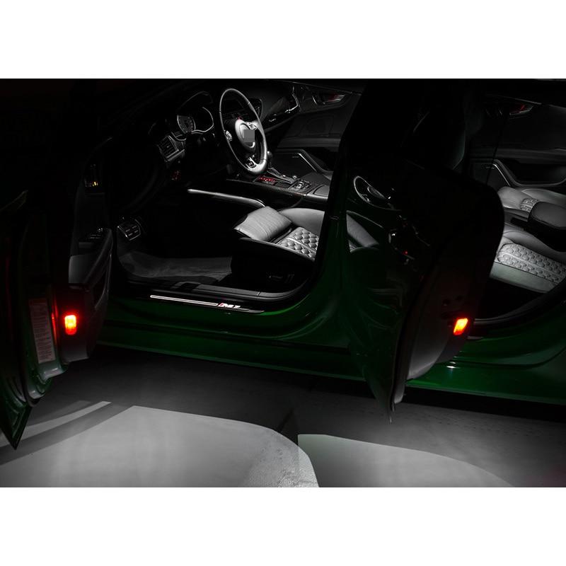 XIEYOU 13 ədəd LED Canbus Daxili işıqlar dəsti A7 S7 RS7 C7 - Avtomobil işıqları - Fotoqrafiya 4