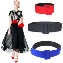 Casual Cloth Belts for Women 6*100CM Lady Wind