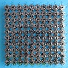 100 KENMORE SINGER 15 VIKING METAL BOBBINS H52 2518