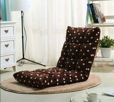Beanbag/Cozy/ Lazy Chair/tatami single bedroom balcony furniture recliner reading casual ...