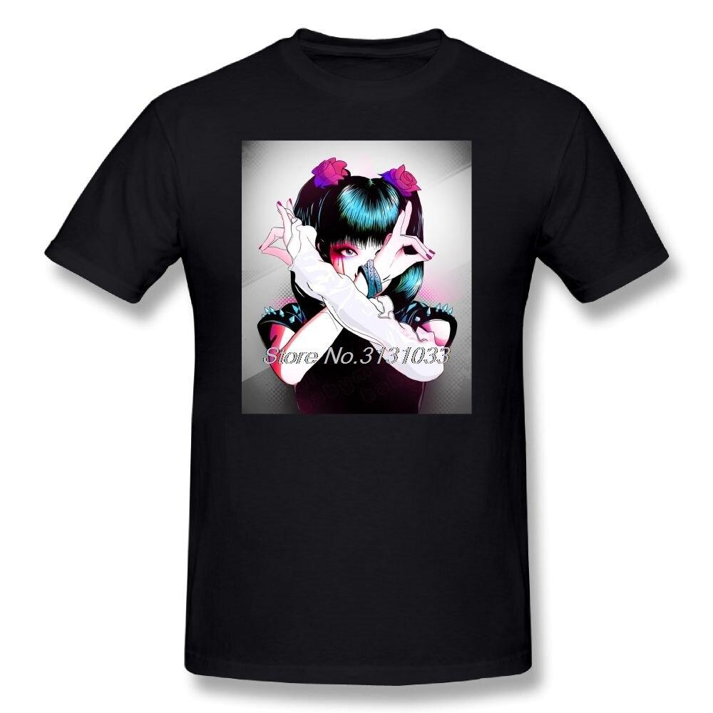 Moa Metal Babymetal T-Shirt Print T Shirt Basic T-Shirts  Cotton T Shirts Wholesale Men Short Sleeve Summer Casual Tee Shirt