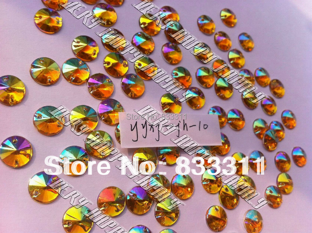Acrylic Stones Manufacturers Mail: Aliexpress.com : Buy Round 300pcs 10mm Acrylic Crystals