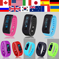 Waterproof Smart Band Bluetooth Bracelet Pedometer Fitness Tracker Smartband Remote Camera Alarm Clock Wristband For Android iOS