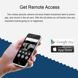 Image 5 - JIENUO 1080P Wifi Camera ip Cctv Wireless Security Outdoor Waterproof 2.0mp HD Surveillance Audio IPCam Infrared TF Card Slot