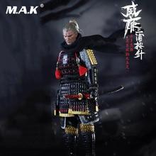 1/6 Scale SE015 WILLIAM ADAMS A.K.A MIURA ANJIN IN HONDA TADAKATSUS GUSOKU Empire Series whole set Action Figure