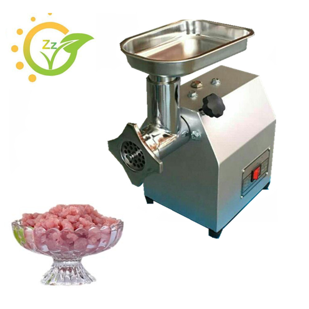 все цены на Mini Home Use Meat Grinder Commercial Electric Meat Mincer Machine Kitchen Appliance Sausage Maker Tool онлайн