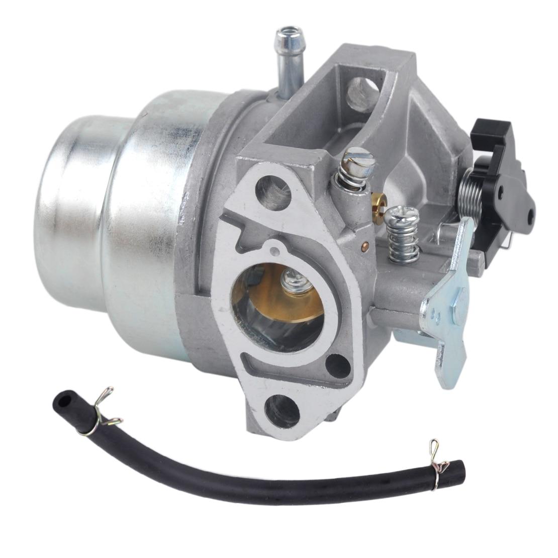 LETAOSK Carburetor Carb fit for Honda GCV160 HRB216 HRS216 HRR216 HRT216 16100-Z0L-023 Lawn Mower recoil starter assy fits honda gc160 gcv135 gcv160 hrb216 hrr216 hrs216 hrt216 hrz216 en2000 generator