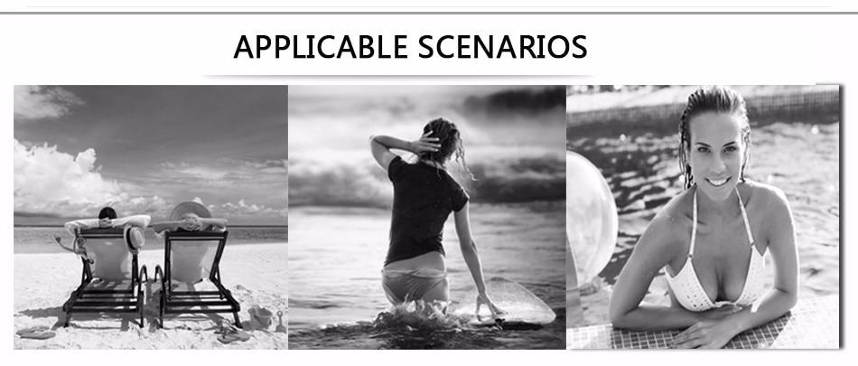 High Waist Swimwear Women Swimsuit 2018 Bikini Bandage Bikinis Set Padded Bathing Suit New Leaf Print Biquini Maillot de bain