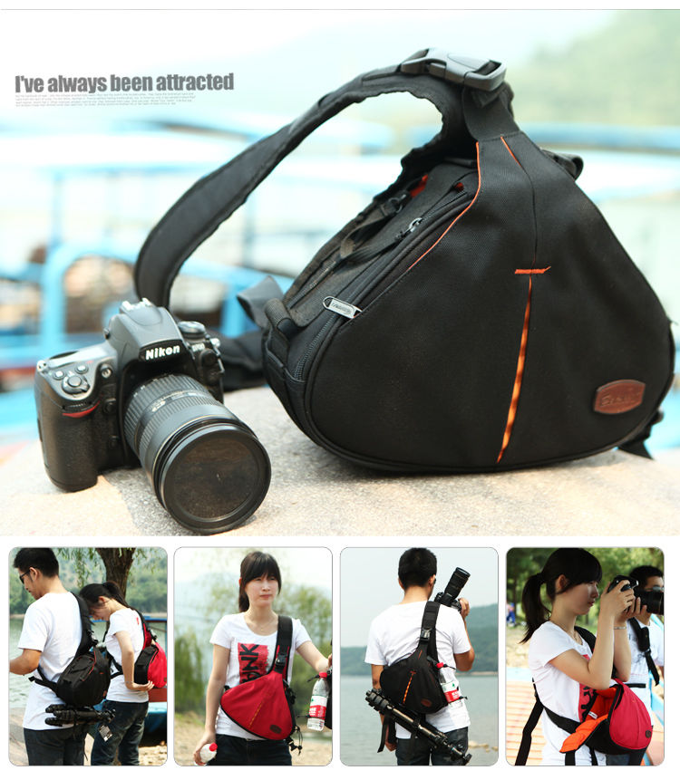 high quality Camera Bag Case For Canon EOS Nikon D Sony a FUJI