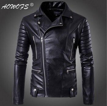 Duży rozmiar 5XL męskie kurtki skórzane europa i ameryka najwyższej jakości szczupła motocykl skórzane kurtki młodzieży popularne kurtka Bomber