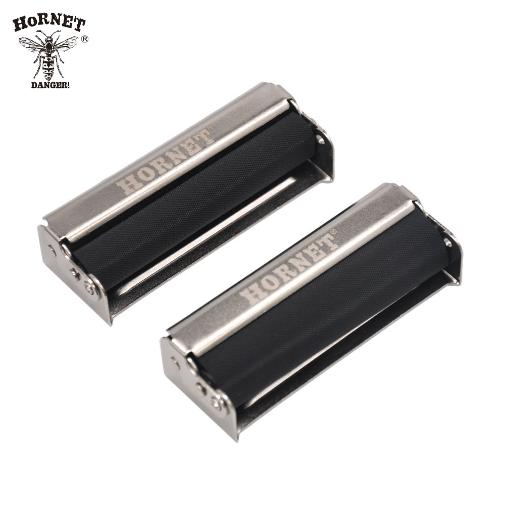 [HORNET] Unique 70/78MM Portable Hand Roller Metal Cigarette Rolling Machine Cigarette Maker Roller For  Rolling Papers