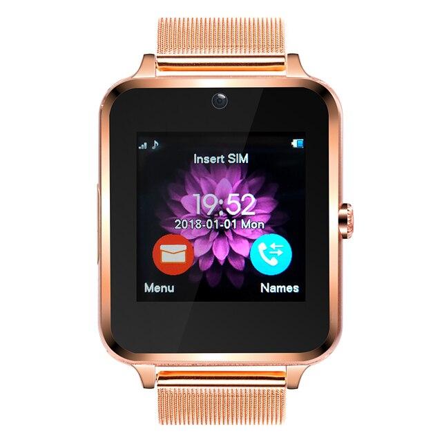 Z60 Smart Watch Men Women Bluetooth Smartwatch Support SIM/TF Card Multi-languag