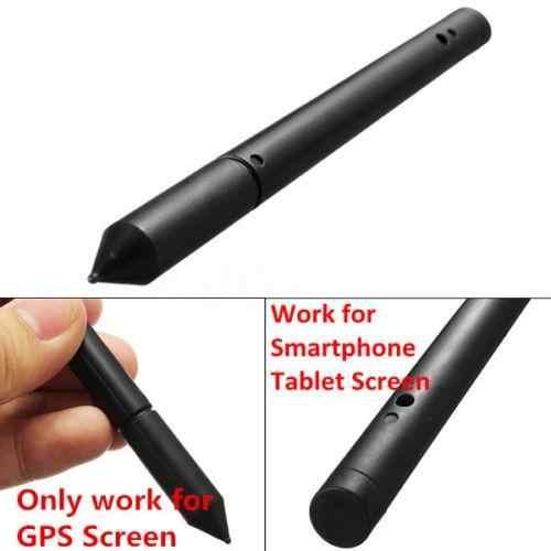 Eastvita universal 2 em 1 caneta capacitiva de alta precisão stylus para iphone ipad tablet samsung telefone gps r60