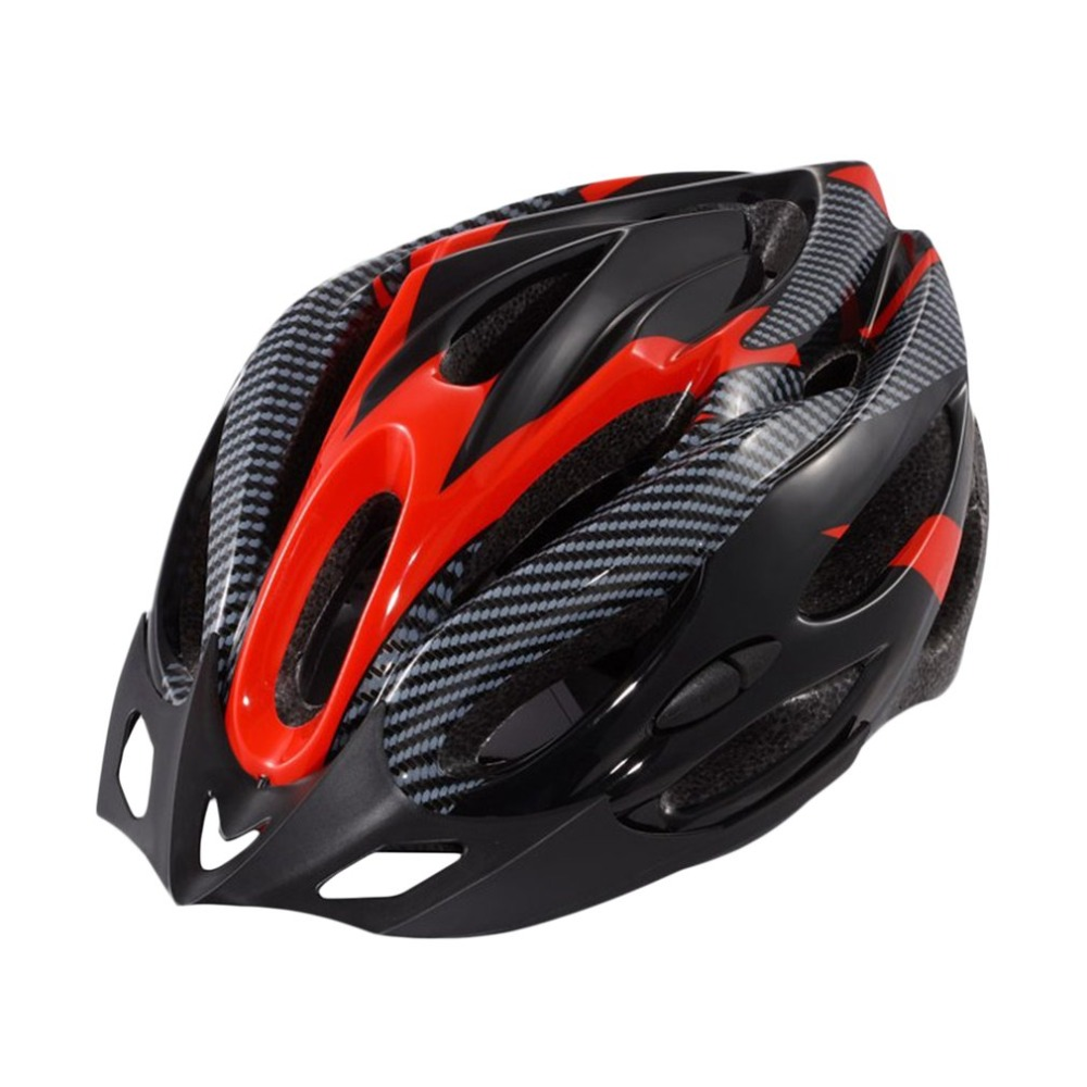 Bike Helmet Bicycle Riding Protective Integrated Molding Outdoor Sports Equipment Outer Shell Foam Mountain Road Air Vents