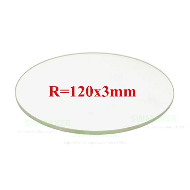 Borosilicate Glass Build Plate