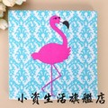 20 pcs Greater Flamingo Paper Napkin 100% Virgin Wood Tissue For Party Decoration