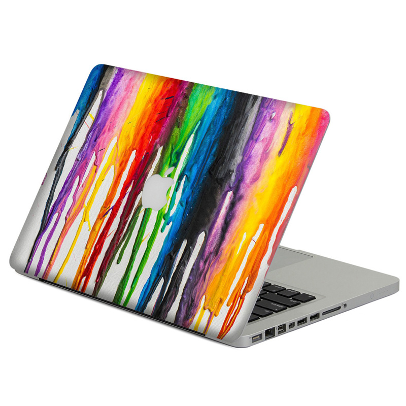 Colorful Oil Painting Laptop Decal Sticker Skin For MacBook Air Pro Retina  11