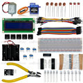 Raspberry Pi Kit De Arranque Definitivo de Trabajo Kit de Aprendizaje para Principiantes para Raspberry Pi 2/3 MEGA2560 Arduino uno Envío Gratis