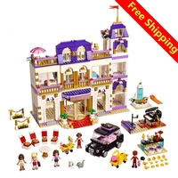 10547 Friends Heartlake Grand Hotel Compatible With 41101 Lepin 01045 Legoing Building Blocks Bricks Toys Gift