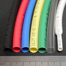 6mm Heat Shrink Tubing Polyolefin Insulation Shrinkage Ratio 2:1 UL ROHS
