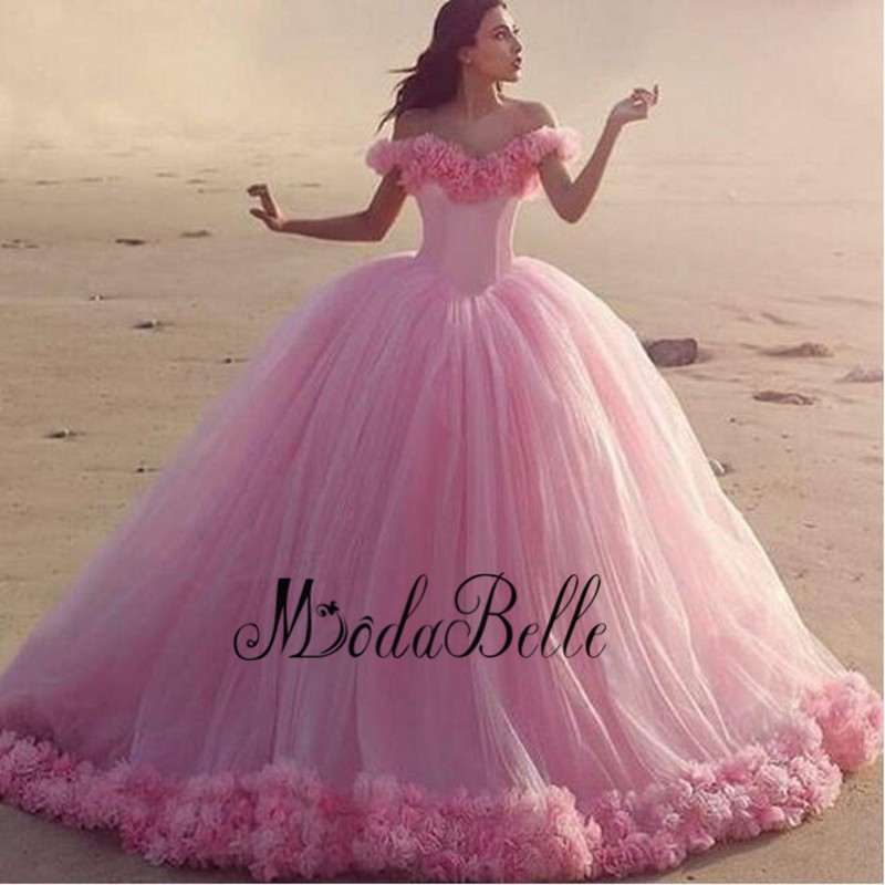 Pink beach balls promotion shop for promotional pink beach for Floral beach wedding dresses