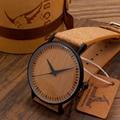 Bobo bird e19 caixa de aço inoxidável relógio de pulso dos homens de bambu de bambu mostrador do Relógio de Quartzo Banda orologi donna de Cortiça Natural em caixa de Presente caixa