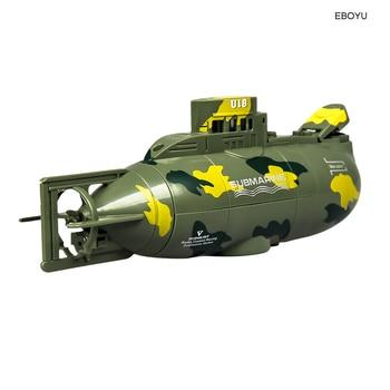 6CH Speed Radio RC Electric Mini Submarine 4