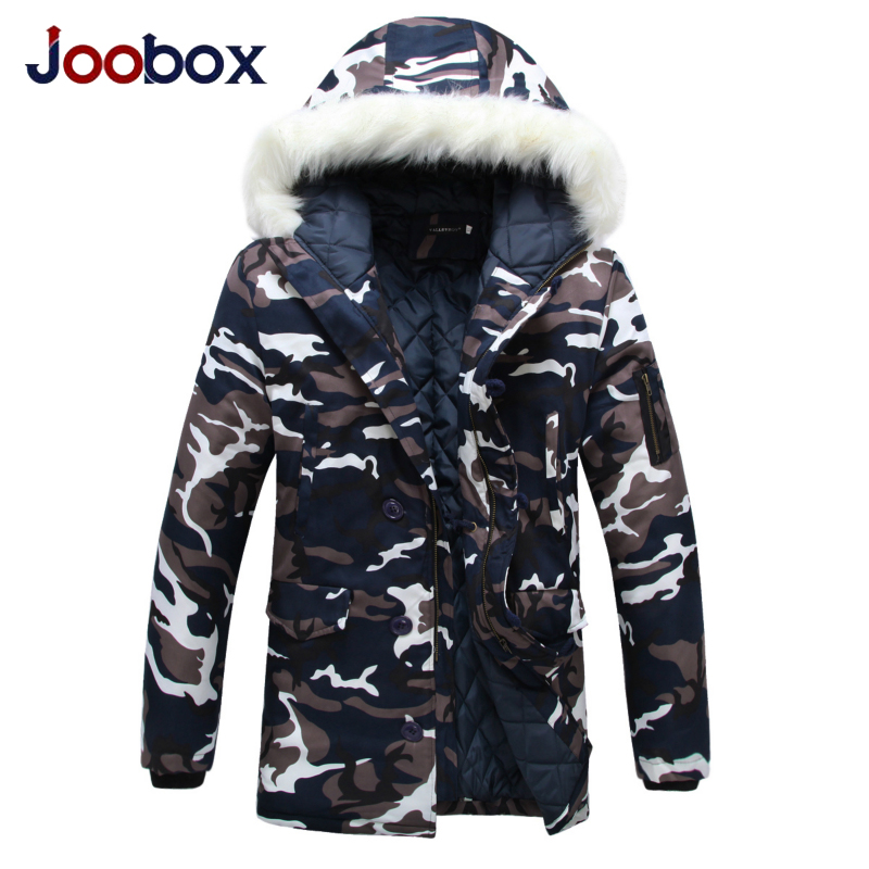 5xl Camouflage Down   Parkas   Jackets 2018 Men's   Parka   Hooded Coat Male Fur Collar   Parkas   Winter Jacket Men Military Down Overcoat