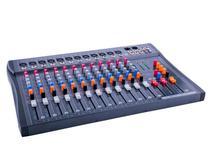 Versión mejorada CT120S-USB/12-channel mezclador de dj profesional amplificador mezclador mezclador de audio karaoke mezclador de mezcla de la consola