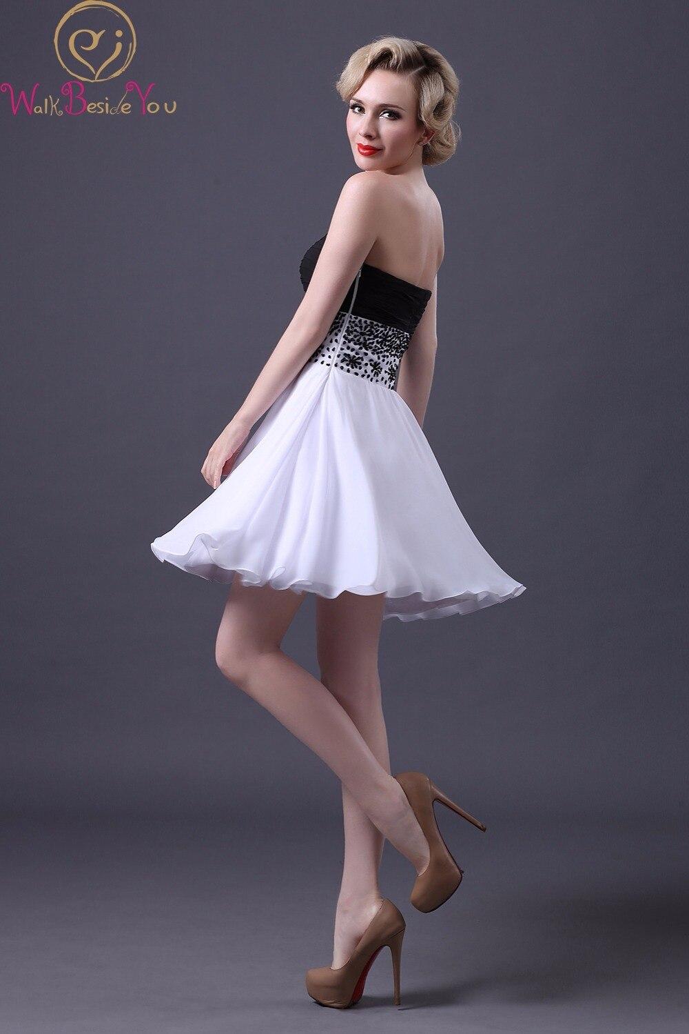Lujoso Todos Los Vestidos De Cóctel Blanco Ideas Ornamento ...