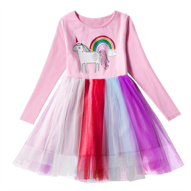 Little Girl Princess Christmas Party Dress Toddler Girls tutu Gown Infant  Baby Sequin Clothing Kids Dresses for Girls Size 3-8T 295ac6b73dac