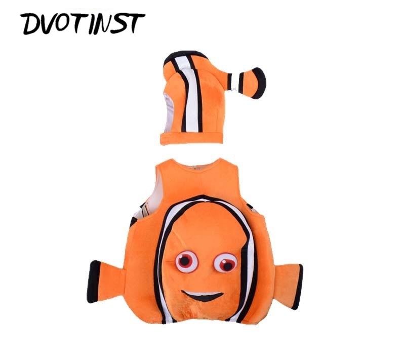 Bebé niños niño adorable pez payaso de animación de Pixar Películas ...