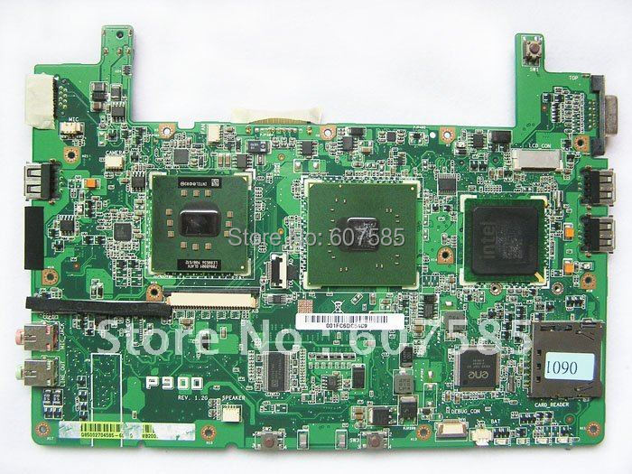 For ASUS EPC P900 notebook motherboar EPC P900 system board Free Shipping