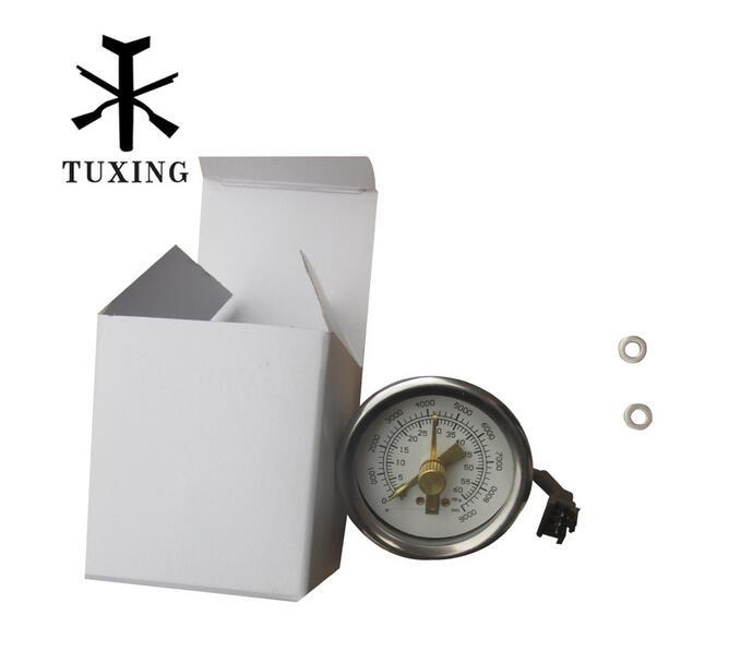 adjustable pressure gauge 9000psi   60mpa щипцы для наращивания волос loof 611 l 611 adjustable temperature