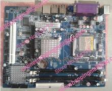 G4 1771 Pin DDR3 motherboard support server 4 Nuclear E53 E54 series with the IDE
