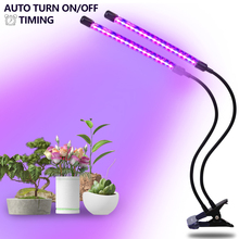 Pocketman Lamp Full Spectrum LED USB Grow Light Plant With Clip For Greenhouse Hydroponic Vegetable Flower Fitolampy