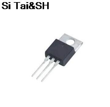10PCS 10pcs//Lot Bipolar Transistor NPN 200V 7A 10MHz 60W Through Hole TO-220-3 BU406 BJT