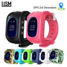 2019 Smart Watch Q50 Passometer Kids Watches Smart Baby Children Watch GPS 2rd Generation SOS Location Finder baby watch PK Q90
