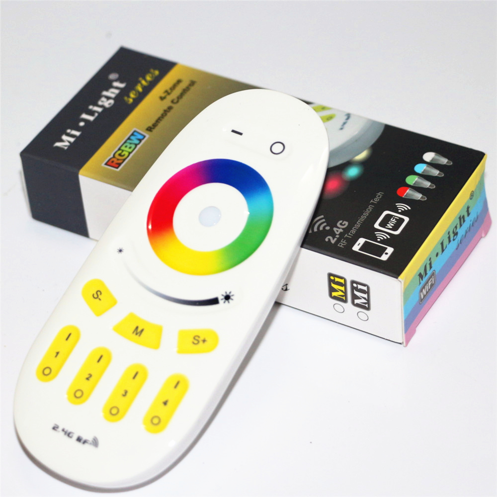 3 piezas LED RGB controlador DC5v ~ 24 v WiFi 100 Wireless touch Android IOS Smartphone 12 v wifi RF rgb led controlador - 3