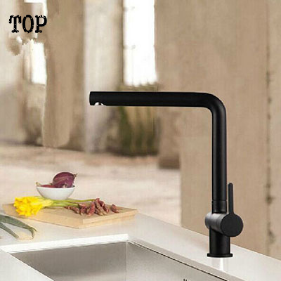2015 Single handle black/white kitchen faucet single hole kitchen tap torneira cozinha kitchen mixer sink water faucet gappo new brass kitchen faucet mixer blackened kitchen sink tap single handle filtered water tap torneira cozinha crane g4390 10