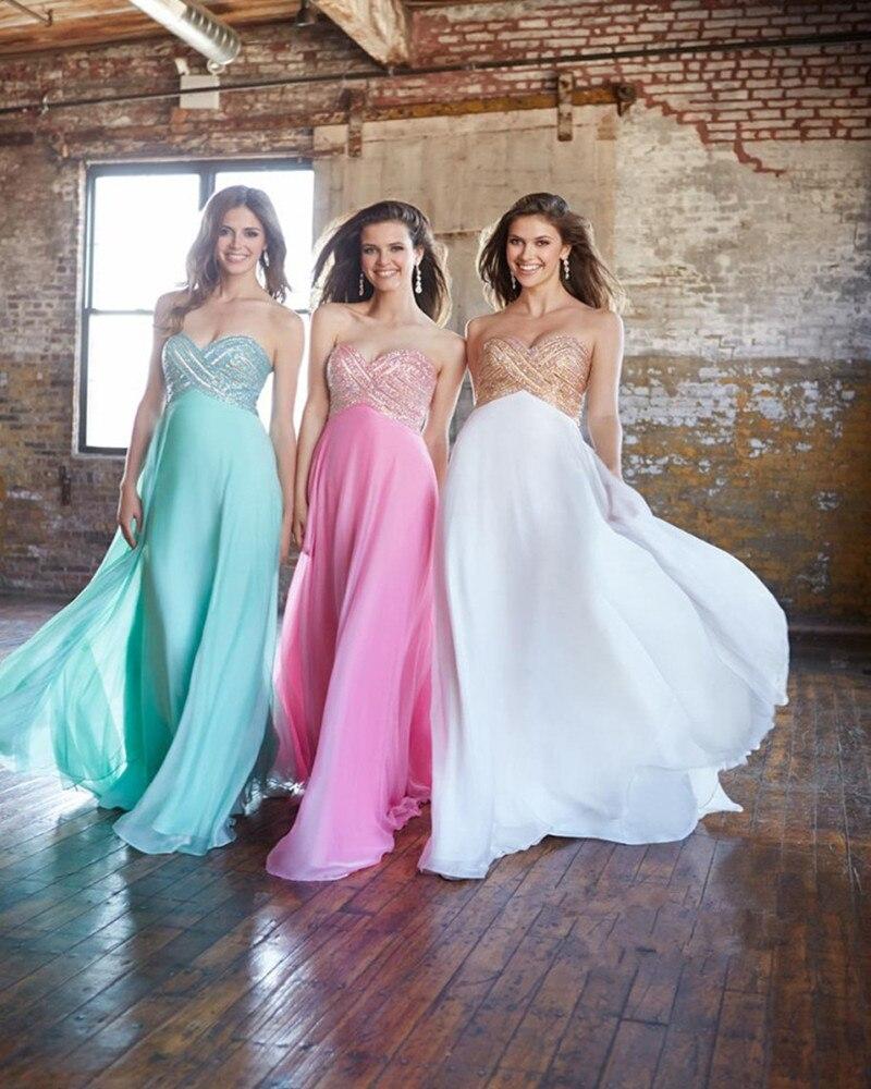 Contemporáneo Cheap Green Bridesmaid Dresses Bandera - Colección de ...