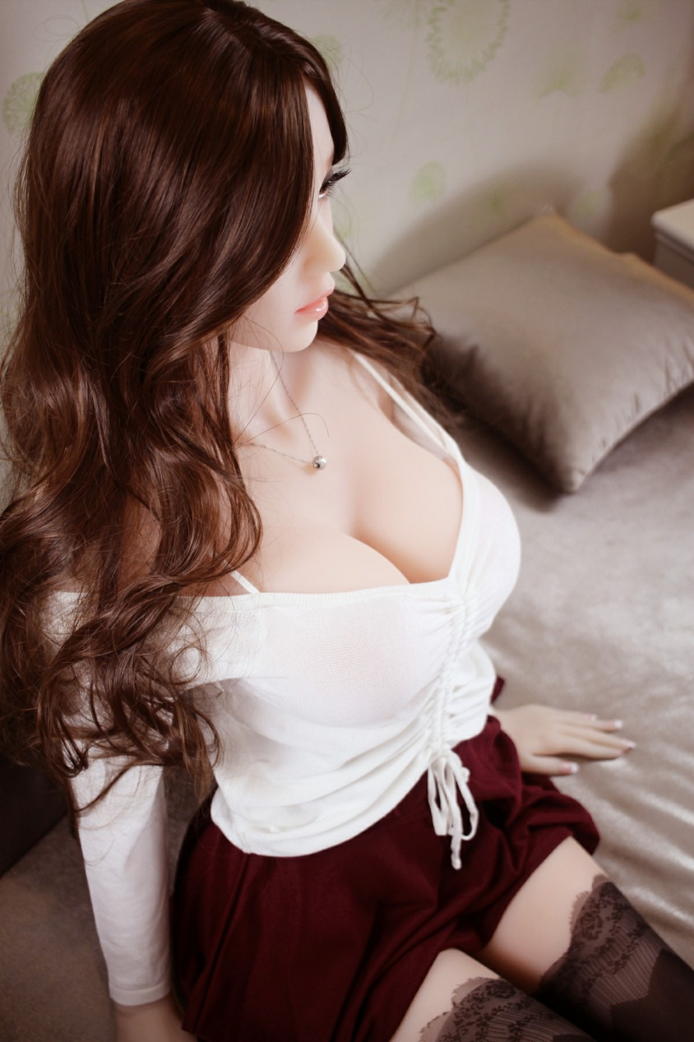 WMdoll 165cm big breast sex dolls for men TPE sexy doll adult toys Japanese Full Silicone Love doll 1
