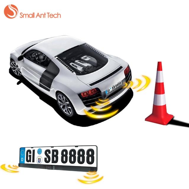 SmallAntTeach Rear view Car Video Parking Sensor Rearview System EU ...